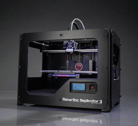 【3D打印机】桌面机-makerbot r2x